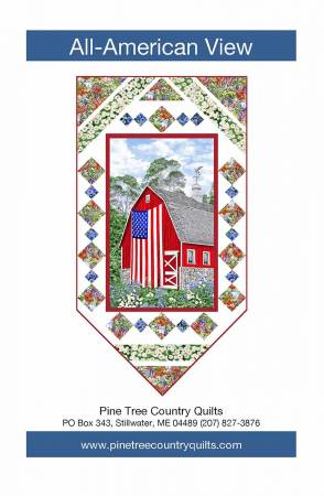 All-American View Quilt Kit