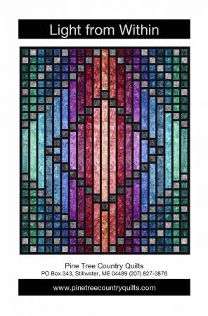 Light from Within Quilt Kit