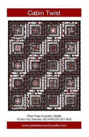 Cabin Twist Pattern