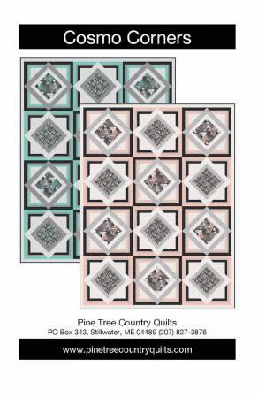 Cosmo Corners Quilt Kit