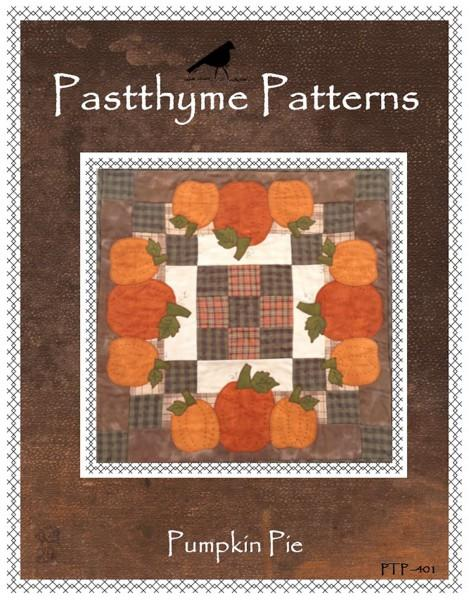 PUMPKIN PIE PATTERN