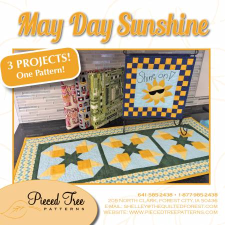 May Day Sunshine
