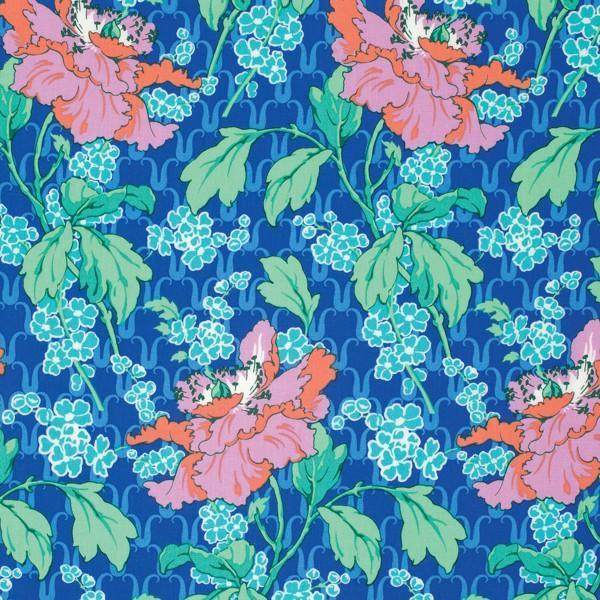 1910 Sky Floral Violette  Amy Butler