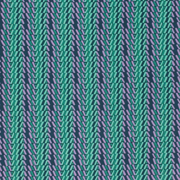 Bright Heart Dusk Rhythm Stripe