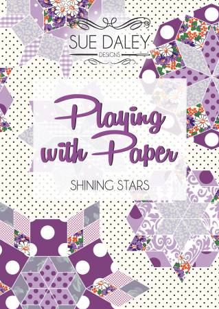 Playing with Paper Shining Stars Booklet - Softcover