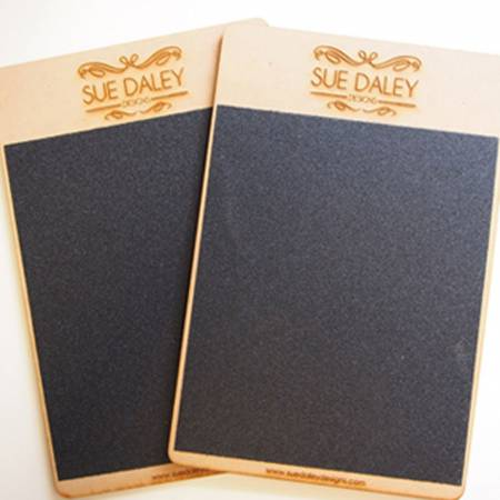 Sue Daley Sand Paper Boards
