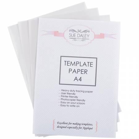 Template Paper A4 x 3