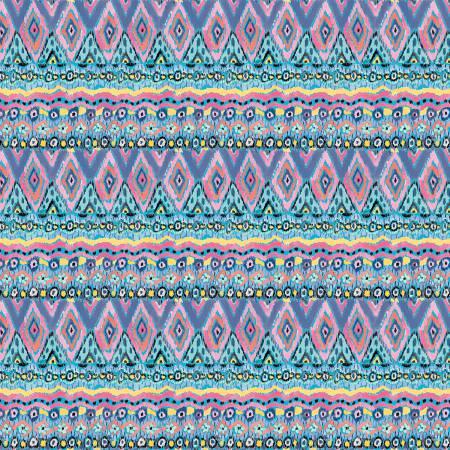Haute Zahara Multi Stripe