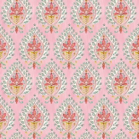 Lotus Kamala - pink floral