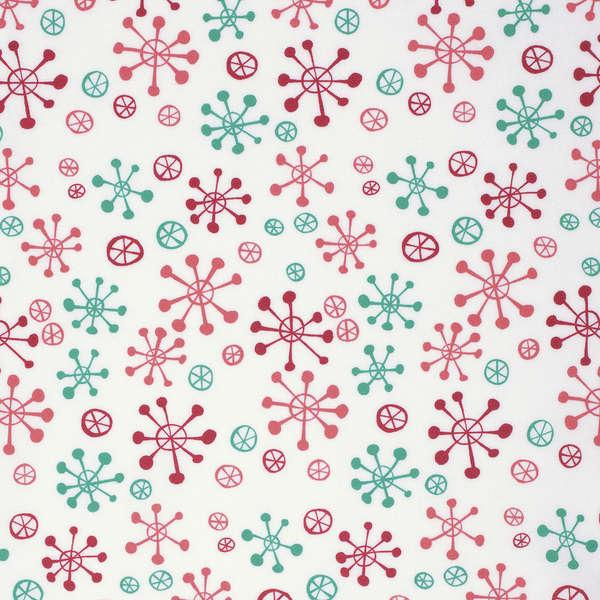 Candy Snowflakes