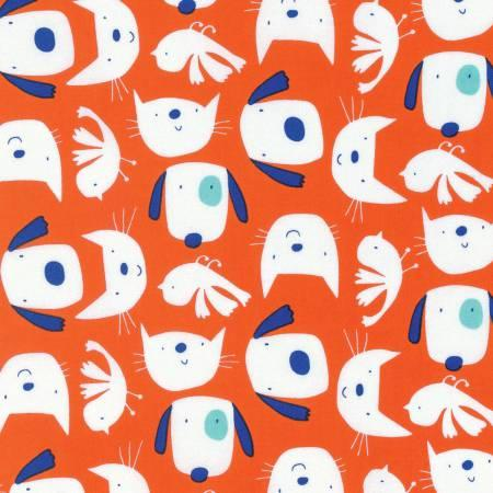Raining Cats and Dogs fabric