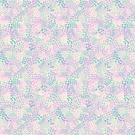 Turquoise Fragments PWEM106.TURQU