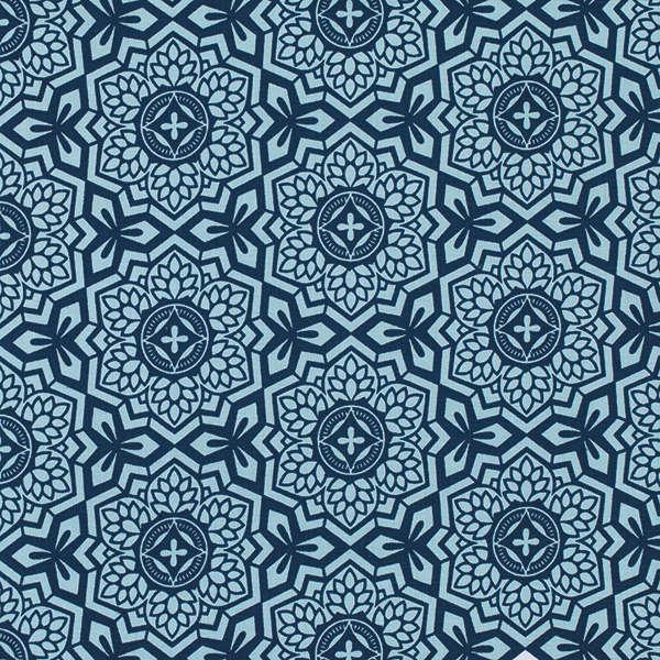 Deep Mosaic Bloom