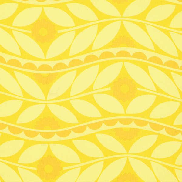 Sweet Lady Jane Yellow Brocade