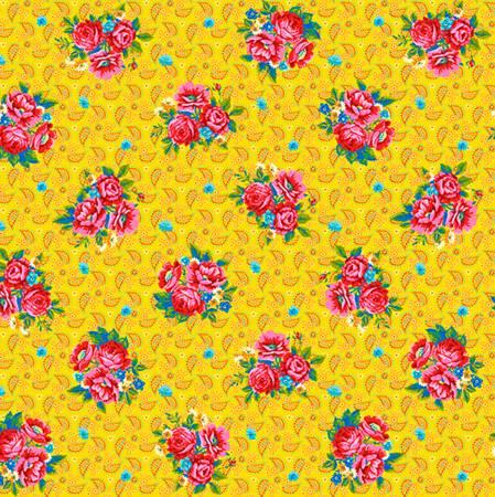 Confettis Jaune Perfect Bouquet PWOB015-JAUN