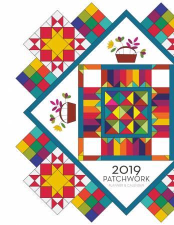 2019 Patchwork Planner