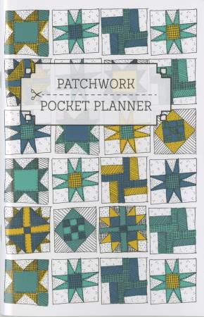 Patchwork Pocket Planner