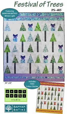 Festival of Trees Pattern