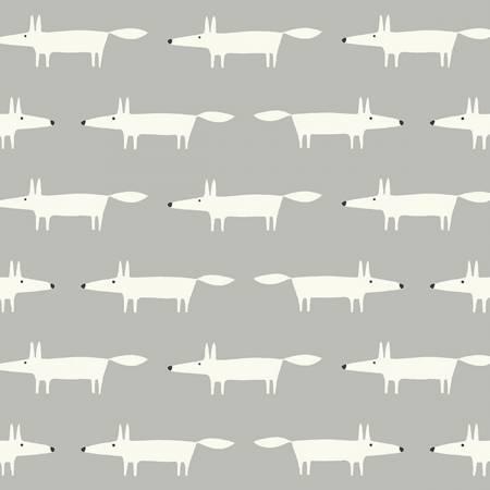 Grey Mr Fox