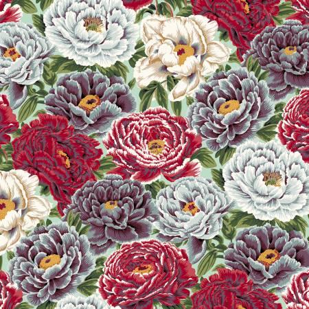 English Garden - Garden Peonies - PWSL053