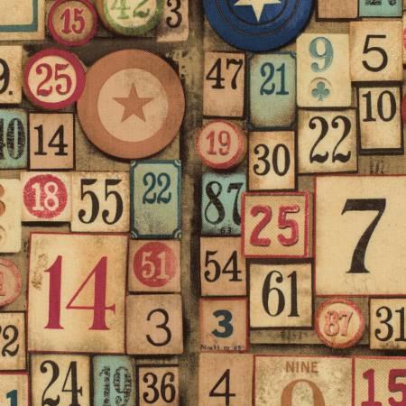 ECLEC- 012 Game Pieces Neutral