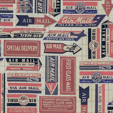 Correspondence Air Mail