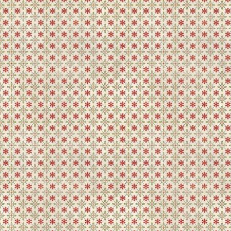 Item#11054.G - Multi Foulard Christmas - Eclectic Elements - Tim Holtz - Bolt#11054.G