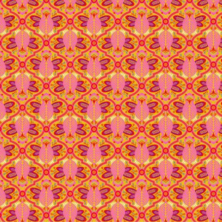 Tula Pink All Stars Bee Marigold