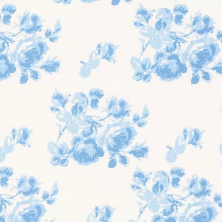 Blue Tonal Rose