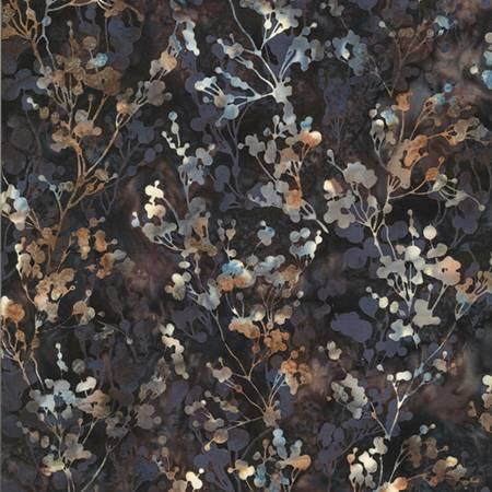 Gravel Dot Foliage Batik
