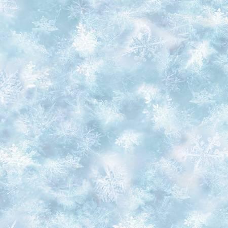 Snow Digitally Printed Q4458H-307