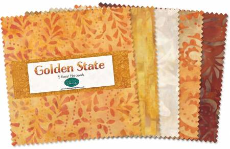 Golden State Charm Pack