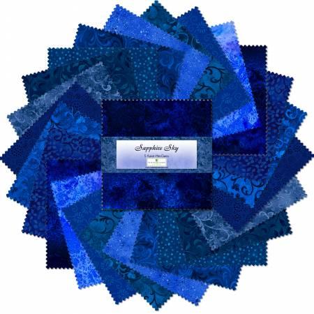 Sapphire Sky 5 Karat Mini-Gems