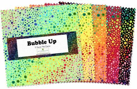 Wilmington Bubble Up Charm - 40 Karat Gem - 5x24 pieces