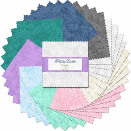 Pixie Dust - 5 Squares