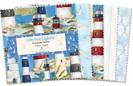 Harbor Lights Charm Pack