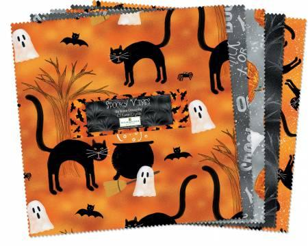 Spooky Vibes 10 42pcs