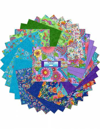 10in Squares, Live Out Loud, 42pcs, 4 bundles per pack