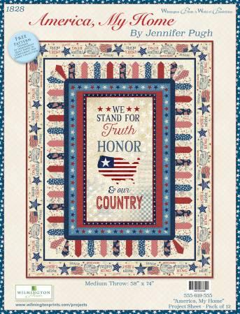 America My Home Kit 58 x 74