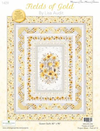 Fields of Gold Pattern