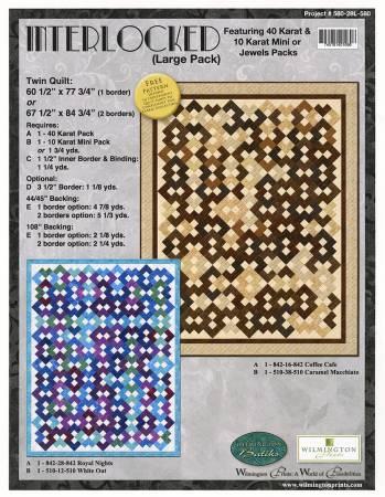 Interlocked Quilt Project Sheet