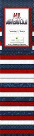 Essential Gems- All American 2.5 Strip Pack