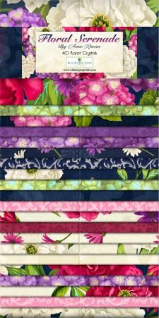2.5 Strips Floral Serenade