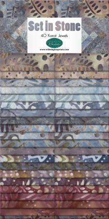 Stone Batik JR 40pcs