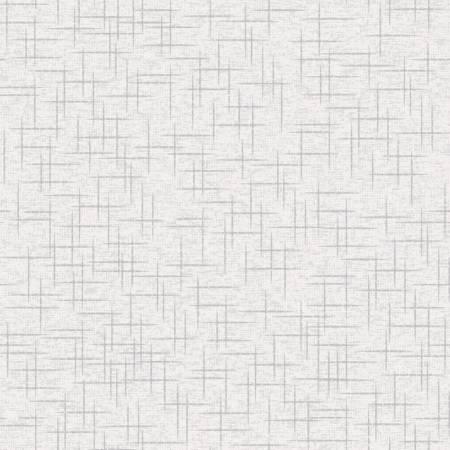 Grey Linen Texture 108in Wide Back