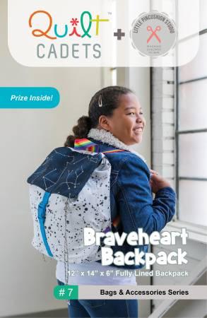 Braveheart Backpack Quilt Cadet #7