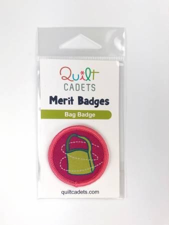 Merit Badge Bag Sewing