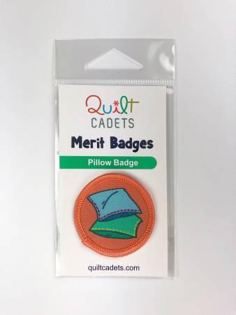 Quilt Cadets Pillow Badge