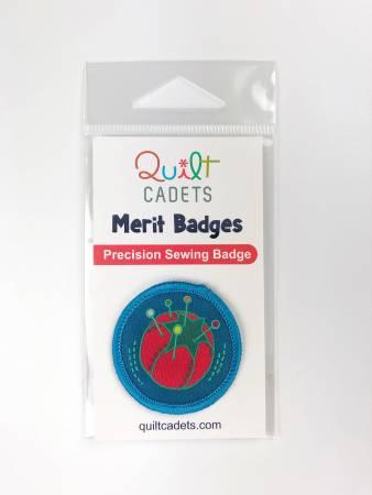 Merit Badge Precision Sewing Quilt Cadets