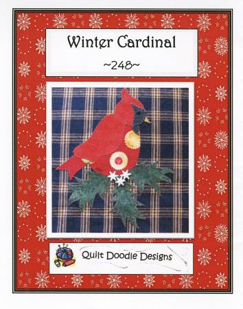 248 Winter Cardinal Pattern